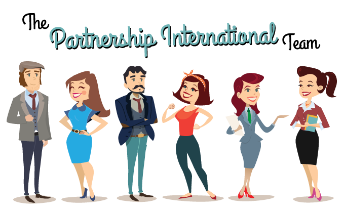 The Partnership International Team