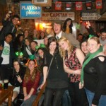Patrick's Day Party 2015